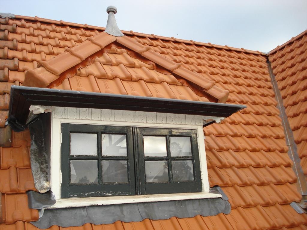 Koninginnenweg, Haarlem – Renovatie pannendak
